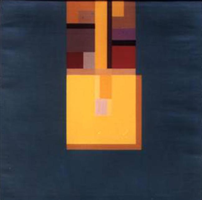 R.C.-04-76 1976 Óleo sobre tela 0.85 x 0.85