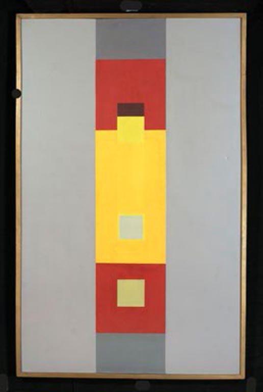 IV-02-81 1981  óleo sobre tela  0.75 x 1.20 mts.