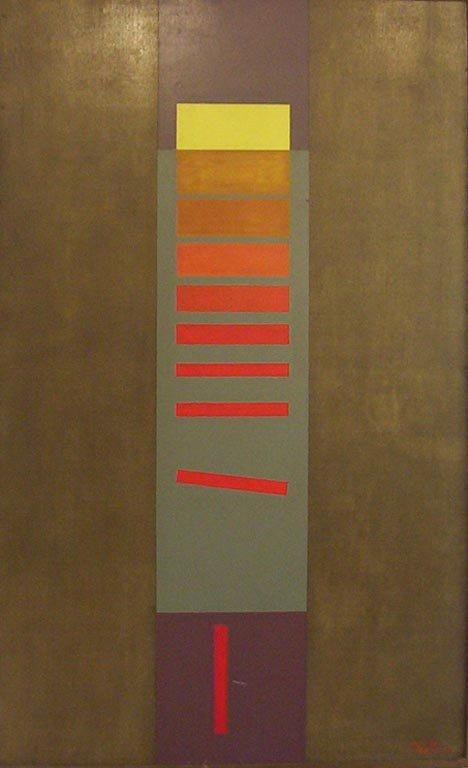 IV-01-81 1981  óleo sobre tela 0.75 x 1.20 mts.